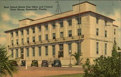 New United States Post Office and Federal Court House