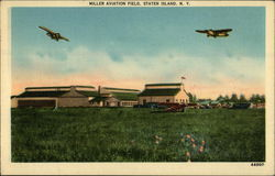 Miller Aviation Field