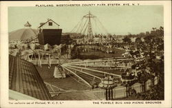 Playland, Westchester County Park System