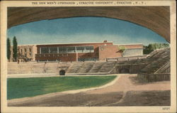 The New Men's Gymnasium - Syracuse University