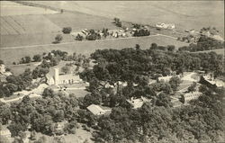 Aerial View of Kenyon College