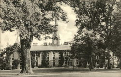 Old Kenyon Dormitory at Kenyon College