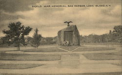 World War Memorial, Long Island