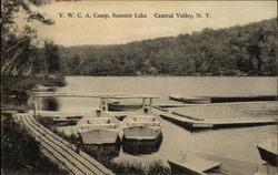 Y. W. C. A. Camp, Summit Lake