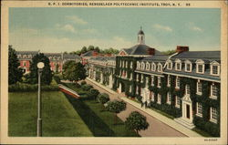 RPI Dormitories, Rensselaer Polytechnic Institute