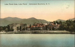 Lake Placid Club, Adirondack Mountains