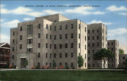 Medical Center at State Hospital