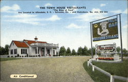 The Town House Restaurants