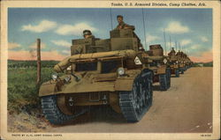 Tanks, U.S. Armored Division