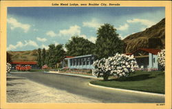 Lake Mead Lodge