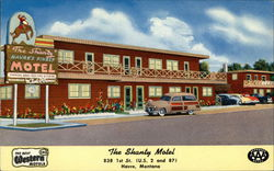 The Shanty Motel