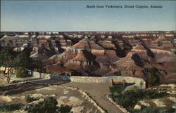 North from Verkamp's, Gran Canyon, Arizona