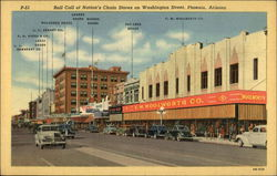 Chain Stores on Washington Street