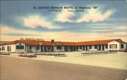 El Cortez Drive-In Motel