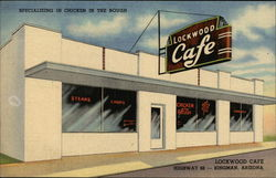 Lockwood Cafe, Route 66