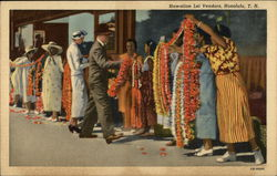 Hawaiian Lei Vendors