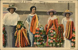Hawaiian Lei Sellers