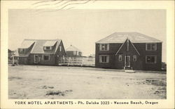 York Motel Apartments, Wacoma Beach