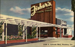 Fisher's For Finer Food