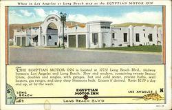 Eygyptian Motor Inn