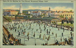 Open Air Ice Skating the Year Round