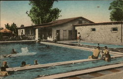 Swimming Pool, Glen Ivy Hot Springs