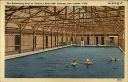 The Swimming Pool at Gilman's Relief Hot Springs