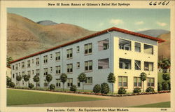 New 50 Room Annex at Gilman's Relief Hot Springs