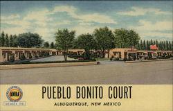 Pueblo Bonito Court