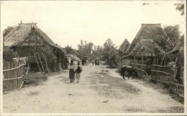 Philippine Village Philippines Southeast Asia
