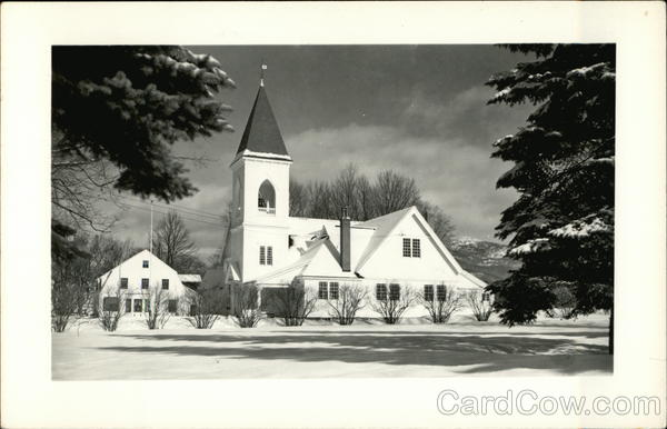 Congregational Church North Conway New Hampshire