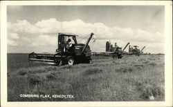Combining Flax
