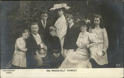 The Roosevelt Family