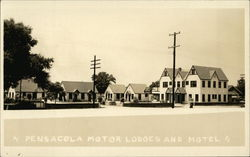 Pensacola Motor Lodges and Motel