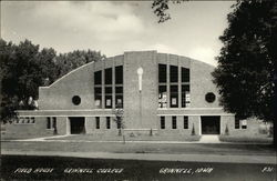 Field House of Grinnell College