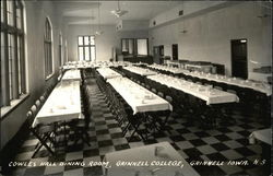Grinnell College - Cowles Hall Dining Room