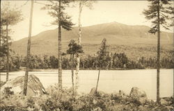 Mt. Katahdin and Lower Togue Pond