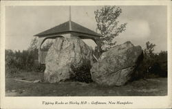 Tipping Rocks at Shirley Hill