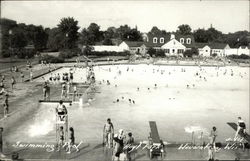 Swimming Pool at Hoyt Park