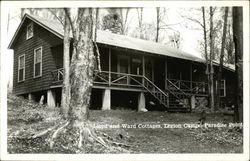 Lloyd and Ward Cottages at Legion Camp, Paradise Point