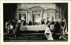 The Last Supper - Black Hills Passion Play Postcard