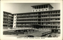 University College Teaching Hospital