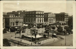 Opera Square and Continental Hotel
