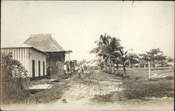 Cuban Village in 1911