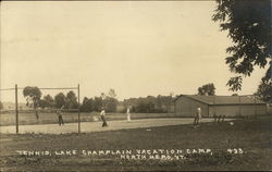 Lake Champlain Vacation Camp - Tennis