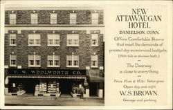 New Attawaugan Hotel