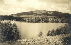 Gilmore Pond and Mt. Monadnock