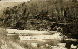 Dam on West River