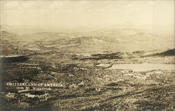 Aerial View - Switzerland of America from Mt. Monadnock