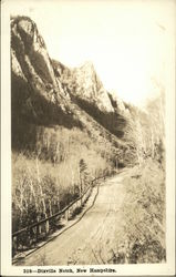 Dixville Notch-Mountain Road